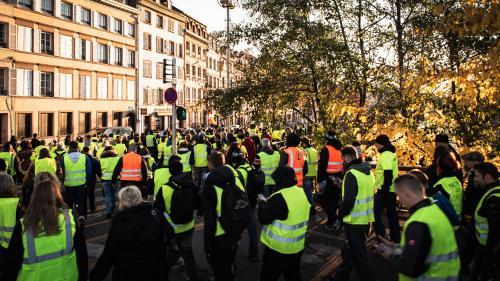 """""""Gilets jaunes"""" : les lycéens et les étudiants vont-ils rejoindre le mouvement ?"""