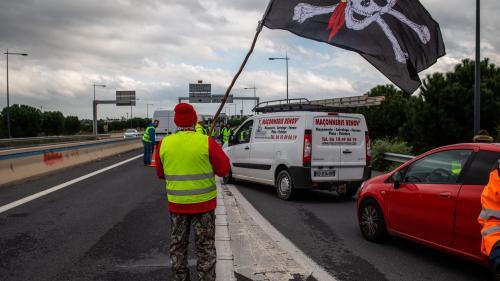 """""""Gilets jaunes"""" : le point sur la mobilisation mercredi région par région"""