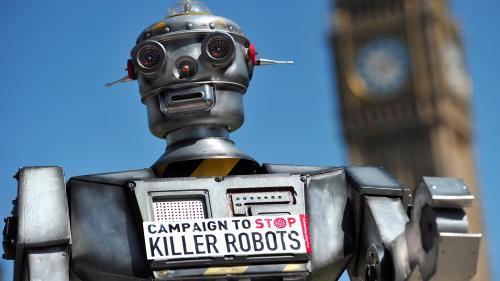"""""""Robots tueurs"""" : l'ONU va-t-elle interdire les armes autonomes?"""