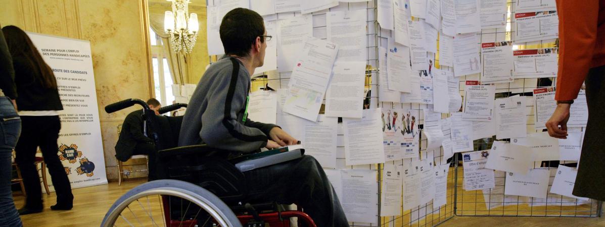 Rencontre entre handicapees