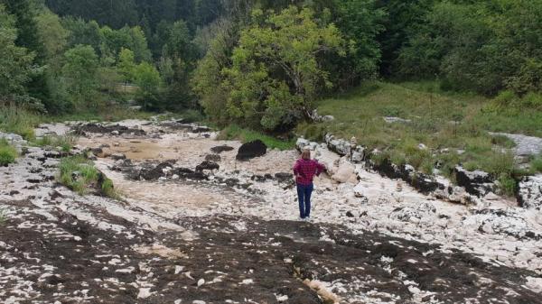 """""""Face à cette catastrophe, impossible de faire face"""" : dans le Doubs, la sécheresse met les communes en surchauffe"""