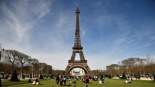 Tourisme : les Chinois plébiscitent la France