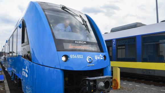 Alstom est prêt à vendre son train à hydrogène aux régions françaises