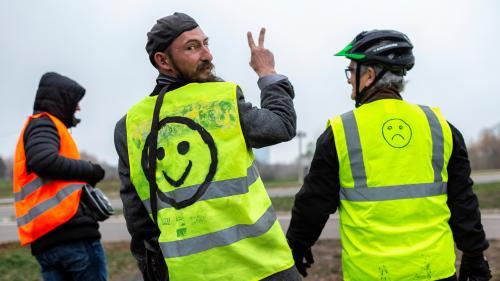 """VIDEO. Dans l'Aisne, les habitants divisés entre solidarité et exaspération envers les """"gilets jaunes"""""""