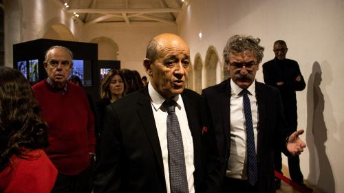"""Le ministre des Affaires étrangères Jean-Yves Le Drian annonce le lancement des """"Progressistes bretons-Breizh Lab"""""""