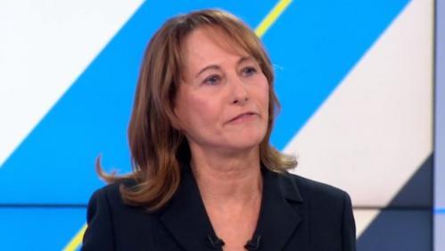 """VIDEO. """"Gilets jaunes"""" : Ségolène Royal demande le """"retrait des taxes"""" et appelle à """"l'apaisement"""""""