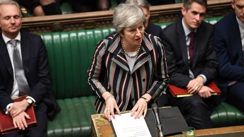 Brexit : quelles options possibles pour Theresa May ?