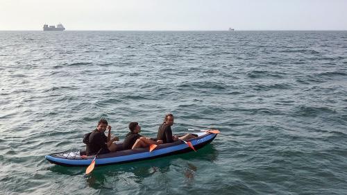 En France aussi, les migrants africains tentent leur chance par la mer