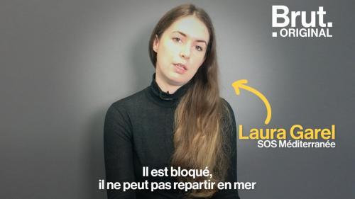 "VIDEO. Aquarius bloqué à Marseille : ""SOS Méditerranée continuera sa mission"""