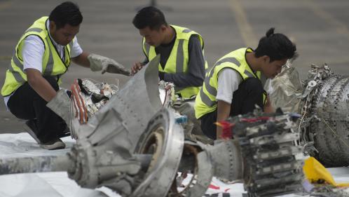 Crash en Indonésie : l'avion de Lion Air n'aurait pas dû être autorisé à voler, selon l'agence de sécurité des transports