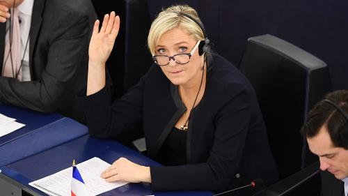 Assistants parlementaires du Rassemblement national : la justice de l'UE rejette un recours de Marine Le Pen