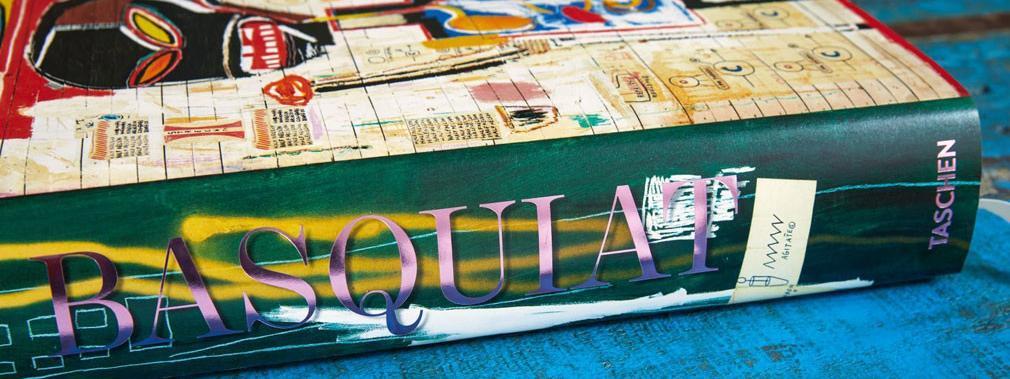 Decouvrez Basquiat En Grand Dans Un Livre Monumental