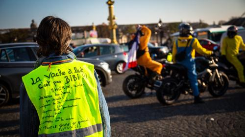"""""""Gilets jaunes"""" : la suppression de l'ISF est-elle le péché originel du quinquennat Macron ?"""