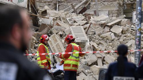"""VIDEO. """"Marseille, l'effondrement et la colère"""" : regardez le deuxième numéro de """":SCAN"""" sur franceinfo"""
