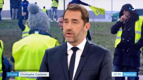 """VIDEO. """"Gilets jaunes"""" : les Champs-Elysées """"ouverts aux piétons"""" samedi, mais avec des contrôles d'identité"""