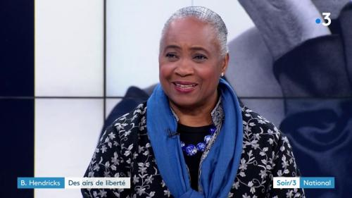 Barbara Hendricks chante la route à suivre vers la liberté