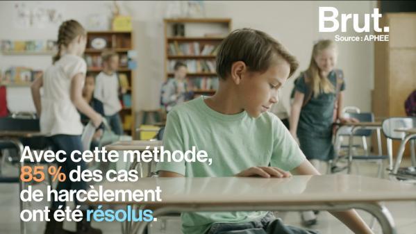 VIDEO. Le redoutable programme de la Finlande contre le harcèlement scolaire