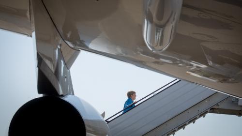 L'avion d'Angela Merkel atterrit en urgence à Cologne et empêche la chancelière allemande d'assister à l'ouverture du G20