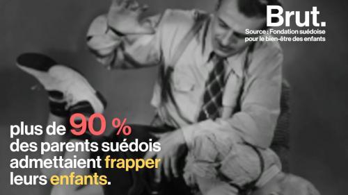 VIDEO. En Suède, il interdit de frapper son enfant depuis 40 ans