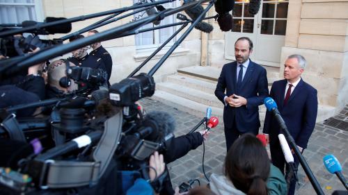 """DIRECT. """"La porte de Matignon restera toujours ouverte"""", affirme Edouard Philippe après son entretien avec un """"gilet jaune"""""""
