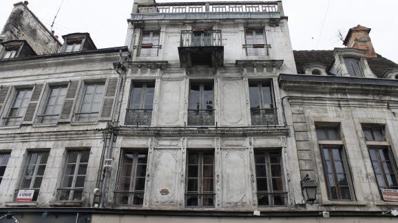 Un cinquièmedes logements de Tonnerre sont vacants, selon l\'Insee.