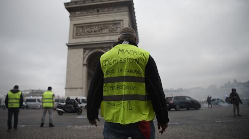 """""""On veut être au plus près de l'Elysée"""": à quoi ressemblera la nouvelle manifestation des """"gilets jaunes"""" samedi?"""