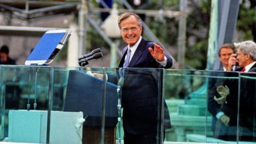 L'ancien président américain George Bush est mort à l'âge de 94 ans