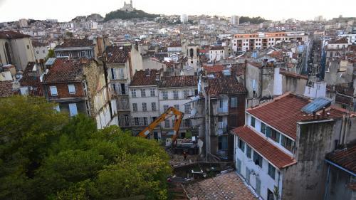 nouvel ordre mondial | Marseille : deux immeubles bientôt détruits