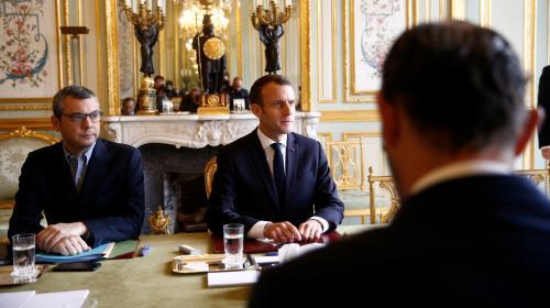 """DIRECT. """"Gilets jaunes"""" : 136 000 manifestants hier dans toute la France, la réunion de crise à l'Elysée est terminée"""