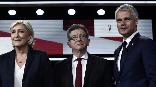 """""""Gilets jaunes"""" : Marine Le Pen et Jean-Luc Mélenchon réclament des élections anticipées"""
