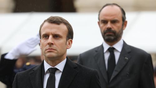 """DIRECT. """"Gilets jaunes"""" : Emmanuel Macron demande à Édouard Philippe de recevoir les chefs de parti et des représentants des manifestants"""