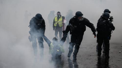 """""""Gilets jaunes"""" à Paris : quel est le profil des casseurs?"""