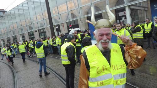 """""""Gilets jaunes"""" : le point sur la mobilisation dimanche, région par région"""