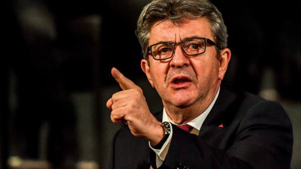 Grand débat national : Mélenchon dénonce