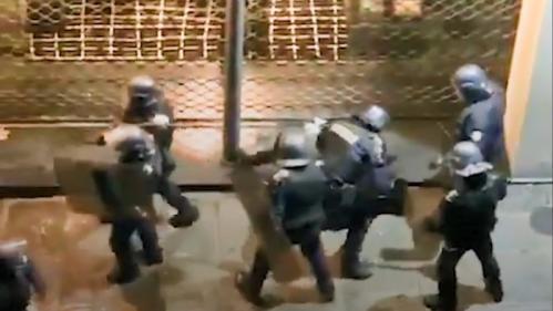 """""""Gilets jaunes"""" : le parquet de Paris ouvre une enquête sur le passage à tabac d'un jeune homme par des policiers samedi"""