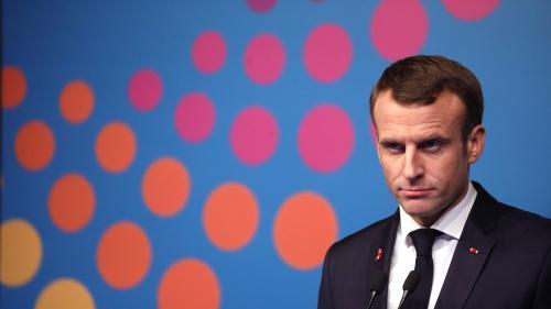 """Un """"gilet jaune"""" a échangé avec Emmanuel Macron à l'Elysée"""