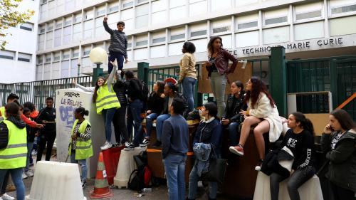 Blocage de lycées et d'universités : retrouvez les principaux établissements touchés région par région