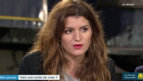 """VIDEO. """"Gilets jaunes"""" : le gouvernement a été """"trop lent à répondre"""" selon Marlène Schiappa"""