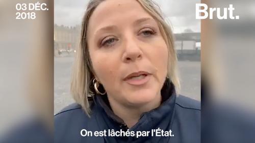 nouvel ordre mondial   VIDEO. Manifestation surprise des ambulanciers à Paris :