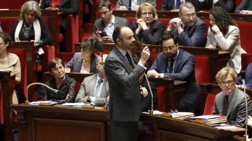 """DIRECT. """"Gilets jaunes"""" : Edouard Philippe s'exprime face au Sénat, regardez les débats"""
