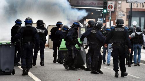 DIRECT. Lycéens et étudiants se mobilisent et bloquent des établissements partout en France