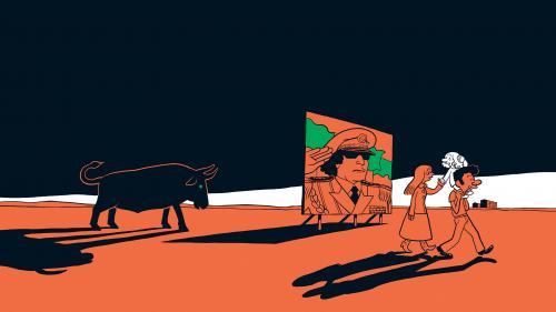 """GRAND FORMAT. """"L'Arabe du futur"""" : comment une BD au trait simpliste est devenue un phénomène littéraire"""