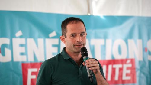 """Européennes : Benoît Hamon sera candidat parce qu'il est """"le plus populaire à gauche"""""""