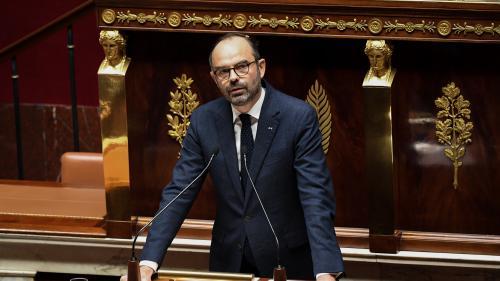 """DIRECT. """"Gilets jaunes"""" : 65 000 membres des forces de l'ordre seront déployées samedi, annonce Edouard Philippe"""