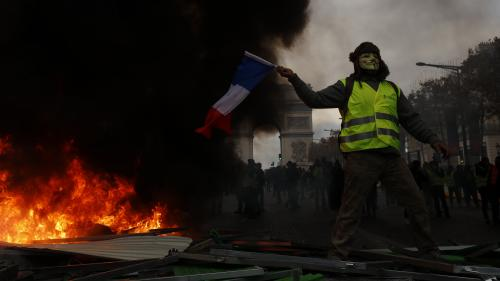 """DIRECT. """"Gilets jaunes"""" : la préfecture appelle les commerces des Champs-Elysées à rester fermés samedi"""