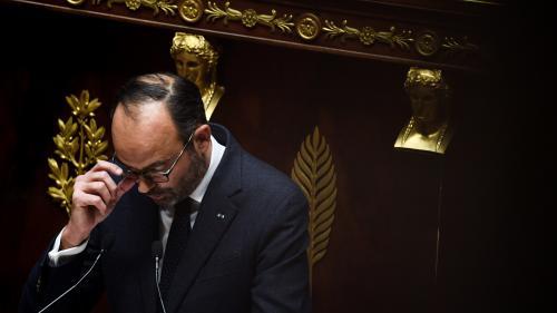 """DIRECT. """"Gilets jaunes"""" : Edouard Philippe se rend au Sénat pour défendre ses mesures de sortie de crise"""