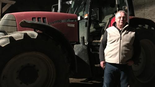 """Mobilisation des agriculteurs : """"On a notre propre pouvoir d'achat à défendre"""", prévient un céréalier d'Eure-et Loir"""