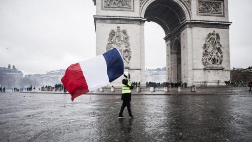 """A quoi va ressembler """"l'acte IV"""", la nouvelle manifestation des """"gilets jaunes"""" prévue samedi à Paris?"""
