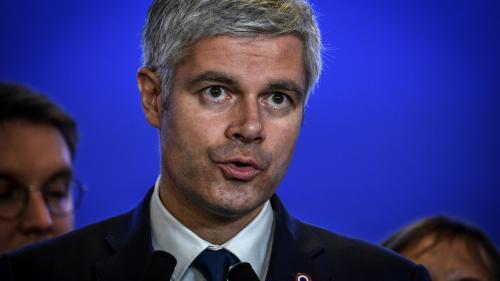 """DIRECT. """"Gilets jaunes"""" : Laurent Wauquiez appelle à """"adopter l'état d'urgence pour quelques jours"""""""