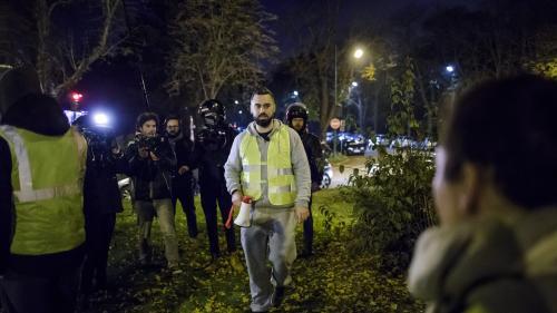 """Éric Drouet, un """"gilet jaune"""" controversé"""